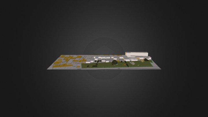 triaire test 3D Model