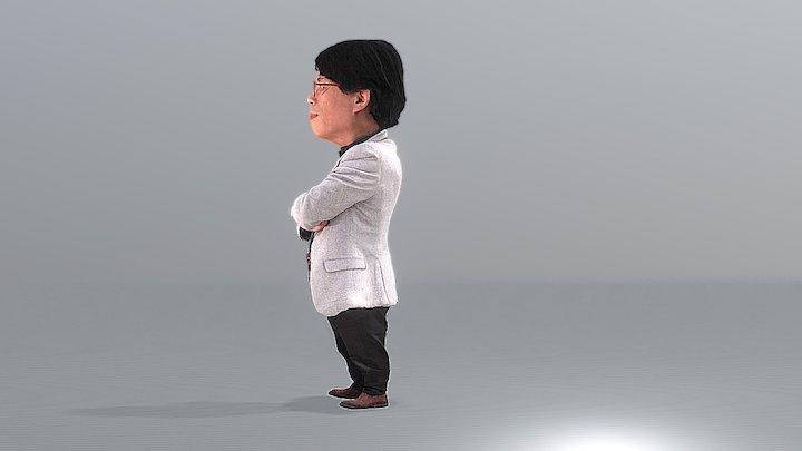 Dave 3D Model