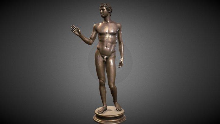 Jüngling vom Magdalensberg 3D Model