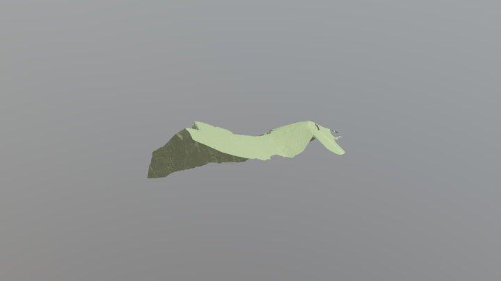 Bunzkögele Jun19 uncolored 3D Model