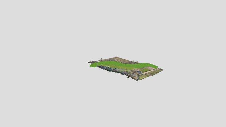 Skjutbana 3D Model