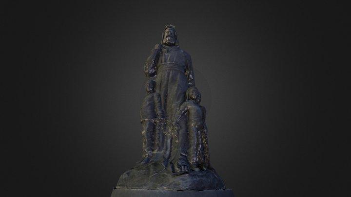 Satue St Nicolas, TUR 3D Model
