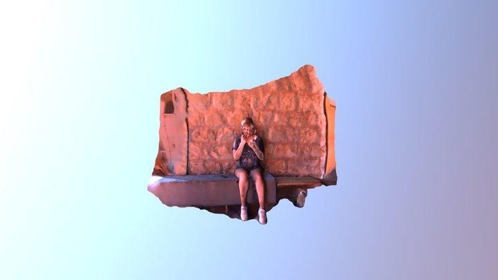 Nina in Jerusalem 3D Model