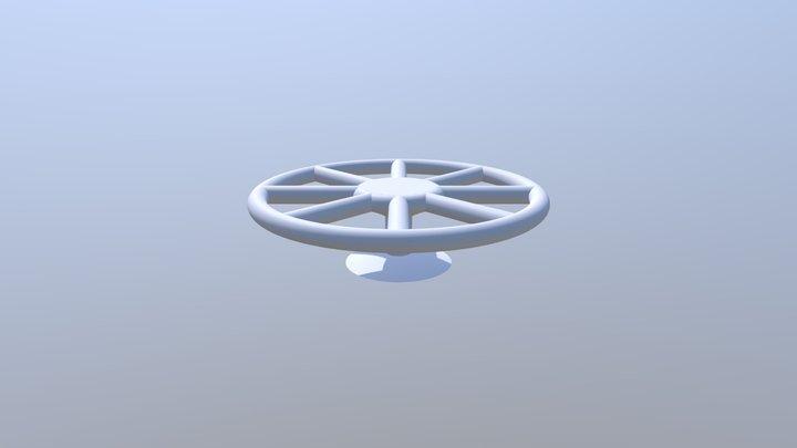 Dream Wheel 3D Model