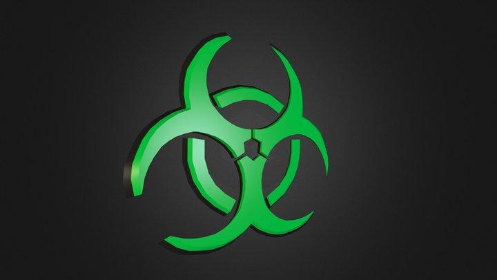 Biohazard 3D Model