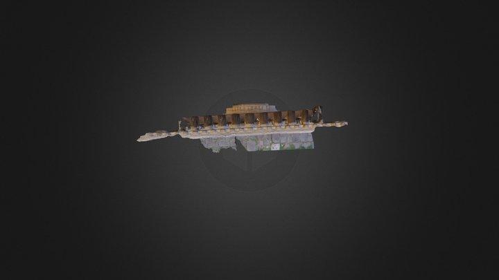 Portone 3D Model