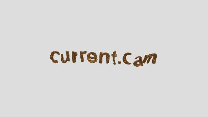 current.cam cloth 3D Model