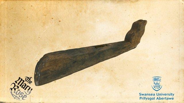 Oak grooving plane 3D Model
