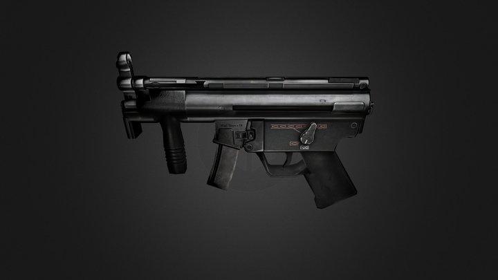 M5K.blend 3D Model