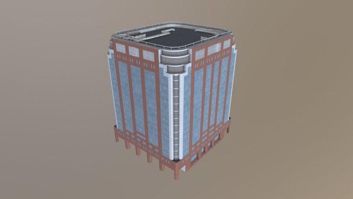 Teleporto 3D Model