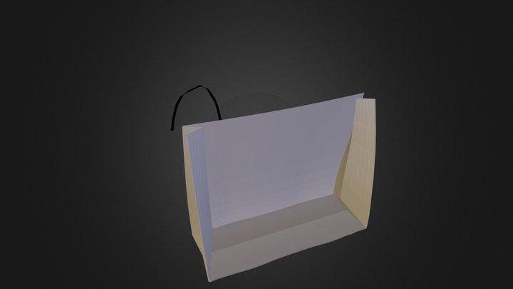 Bag.dae 3D Model