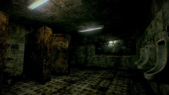 Midnight Haunting 3D Model
