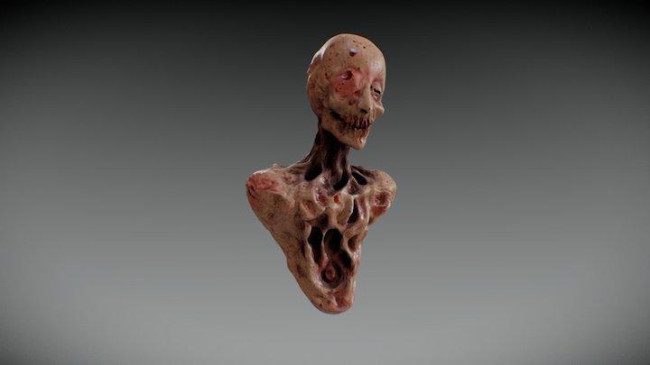 WIP smiley 3D Model