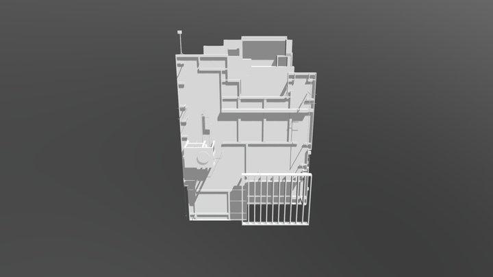 TESTE ZÉ HIDRO 3D Model