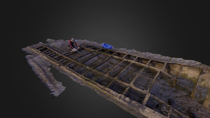 Archaeology in action 3D Model