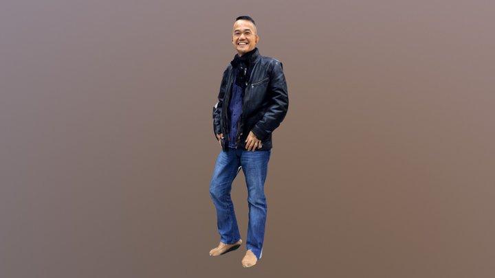 DY Full body 2 3D Model