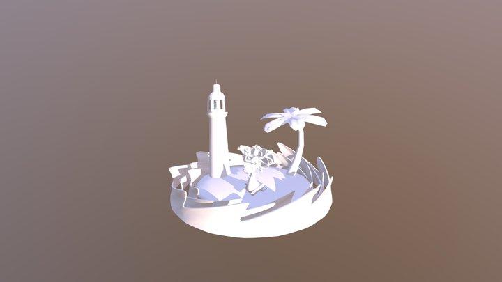 jah5 3D Model