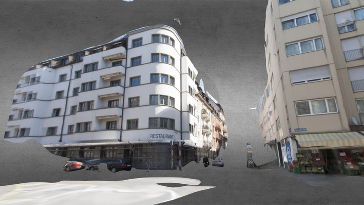 Widekon Intersection 3D Model
