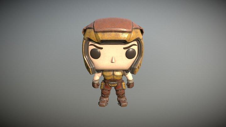 Ranger 3D Model