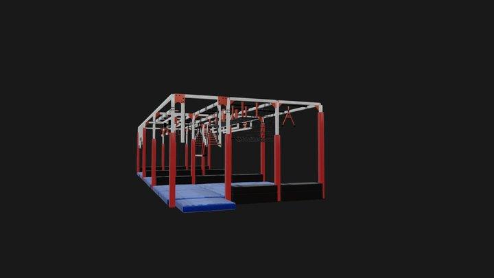 Physically-Based Render - ANW Model 3D Model