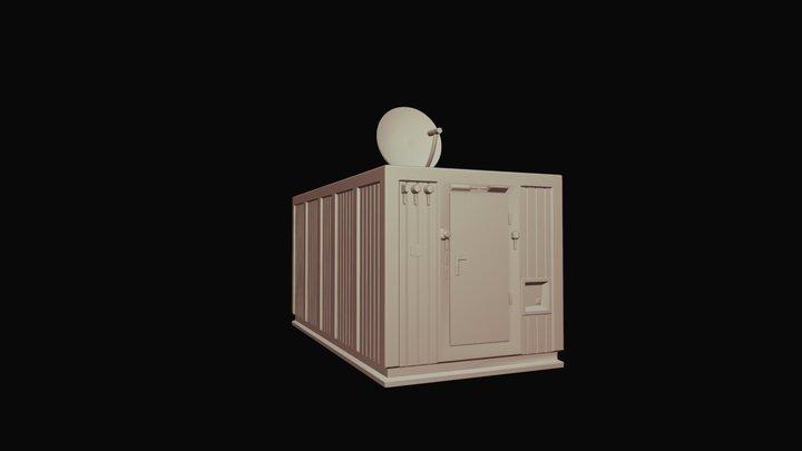 Antena+K 3D Model