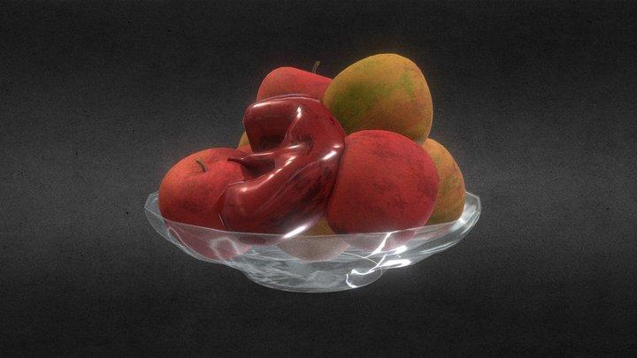 Fruits1 3D Model