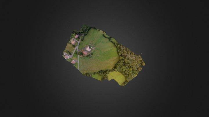 Chez Michel 3D Model