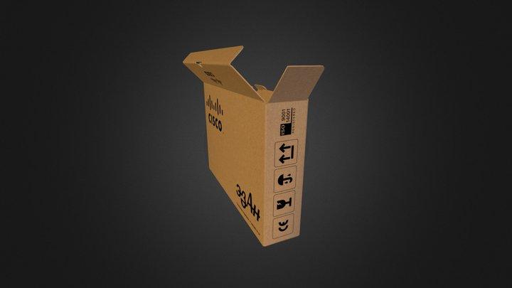 7942 box ver.9 3D Model