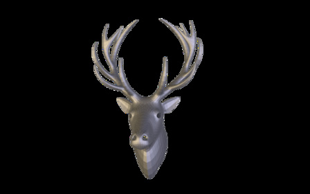 dearhaed 3D Model