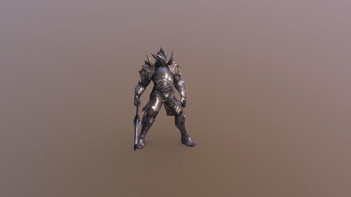 Low Lancer 3D Model