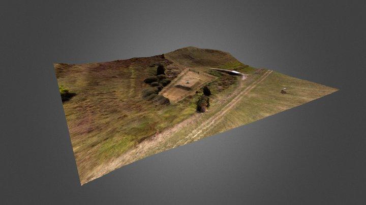 Collecteur - Photogrammétrie 3D Model