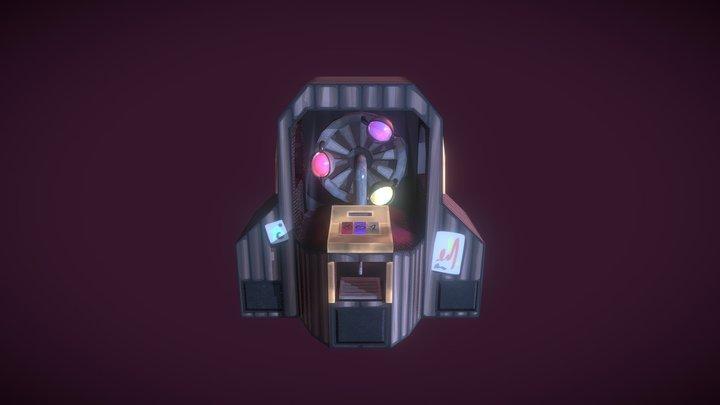 Potion Dispenser - Final 3D Model