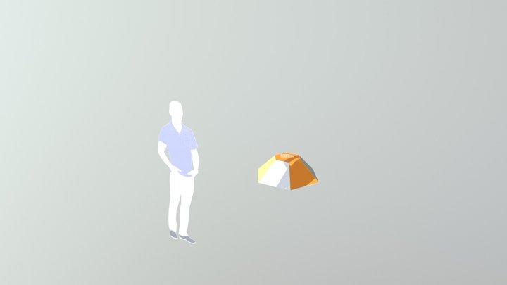 Nuclear Volum 3D Model