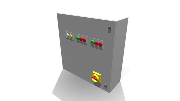 Control Switch 3D Model