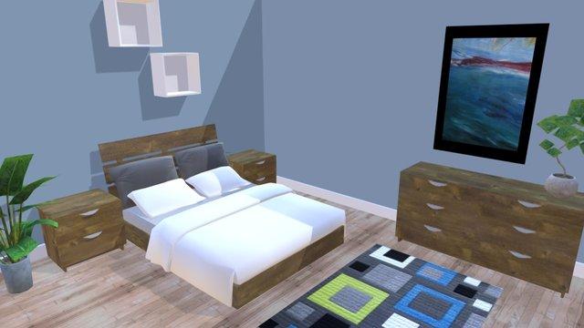 Ideaboard Email Model 3D Model