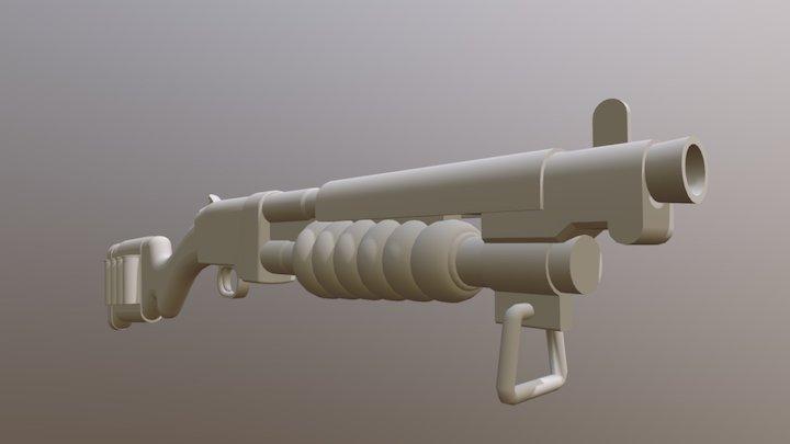 Raiding Aid 3D Model