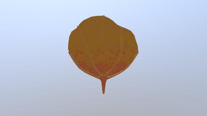 Bush Coral (inprog) 3D Model
