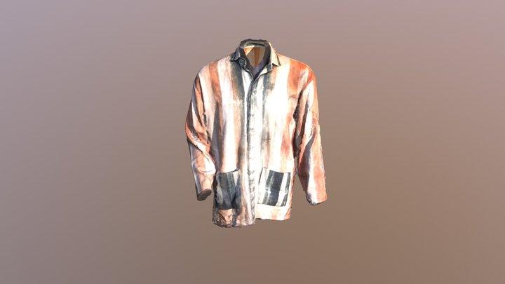 Lucky Shirt 3D Model