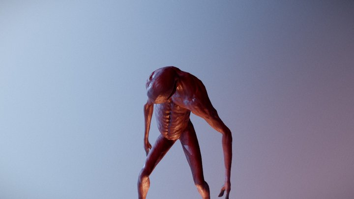 Proletarian - Ascend 3D Model