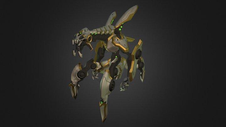 Wildstar Bug 3D Model