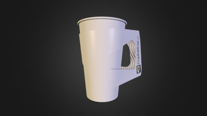CupToMug_Medio_GenericModel 3D Model