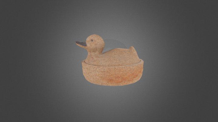 UConn Duck Test 3D Model