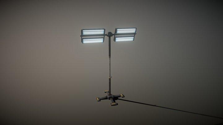 Spotlight 3D Model