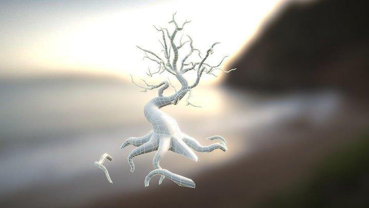 Fantasy Tree 3D Model