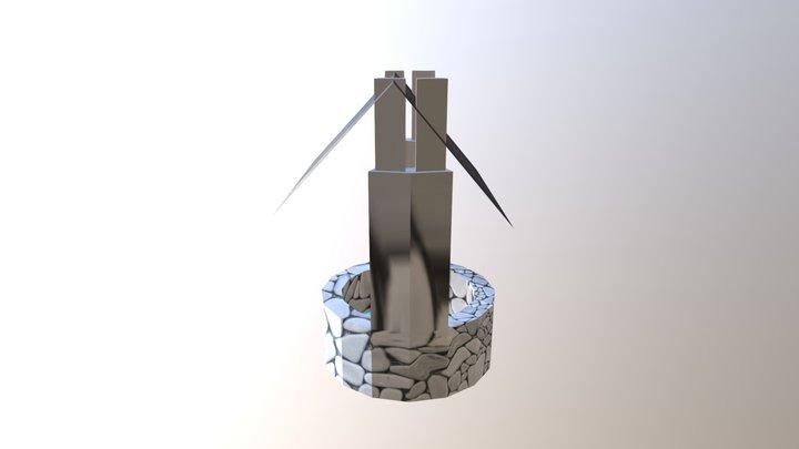 Poço 3D Model