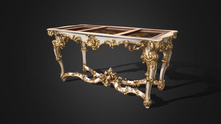 3D Scan | 5S | Tisch | MD 035767 | Bg. 001401 3D Model