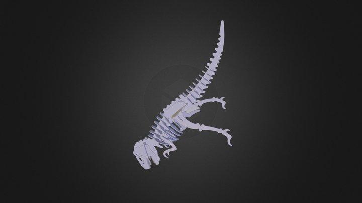 dinozaure 3D Model