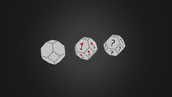 Truncated Octohedron 3D Model