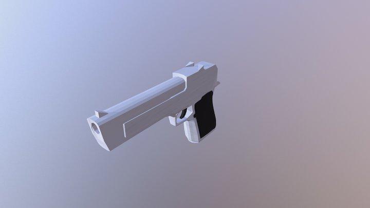 Deagle 3D Model