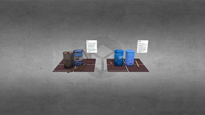 Texturing Tips pt02 3D Model